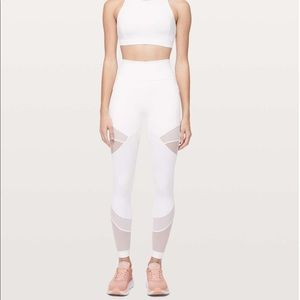 Lululemon Forget The Sweat Leggings